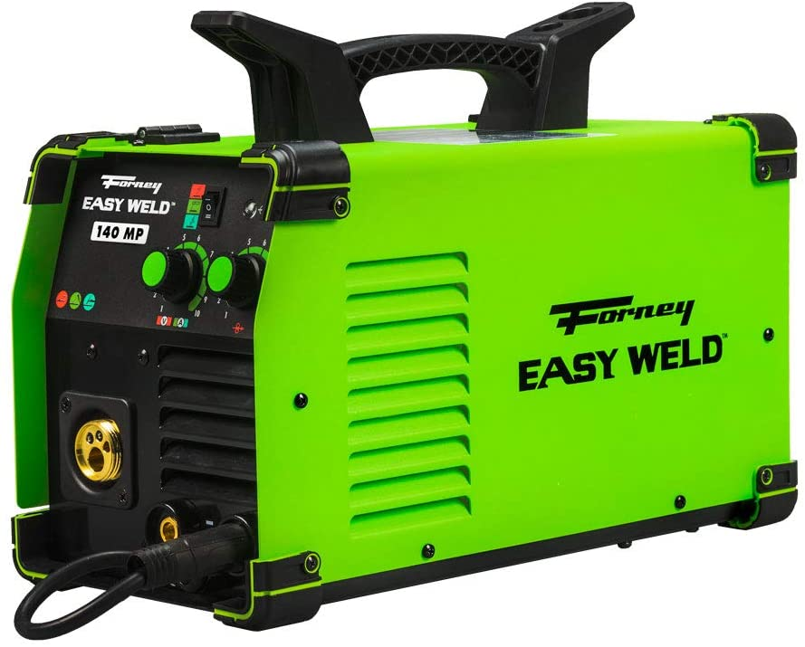 Forney Easy Weld 140 MP, Multi-Process Welder Review