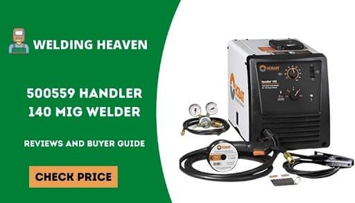 .Hobart 500559 Handler review