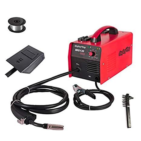 Portable No Gas MIG 130 Plus Welder