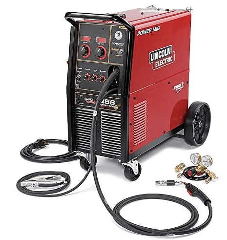 Lincoln Electric Power MIG 256 Flux