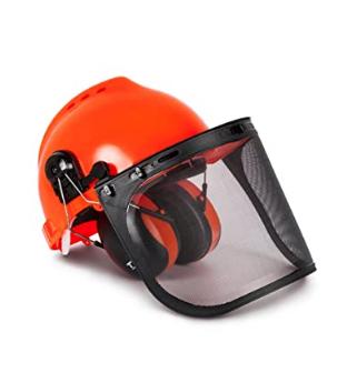 TR Industrial, forestry safety helmet